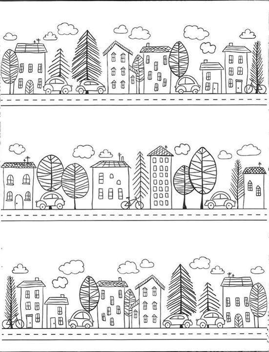 Pin Von Beatriz Fernandez Auf Colouring Leichte Kritzelkunst Papier Weihnachten Kunst Auf Papier