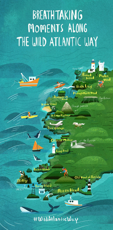 Mr steve mccarthy illustration MAPS maps travel places