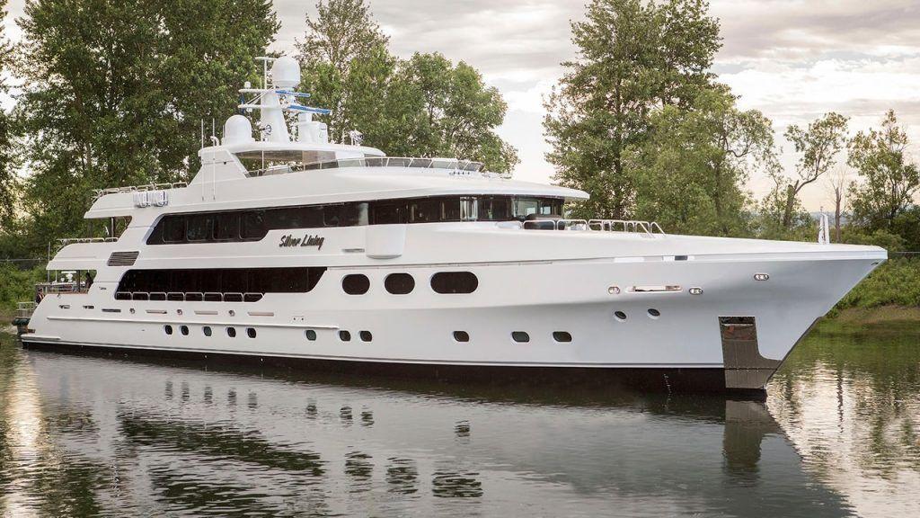 Top 10 Luxury Yacht Builders Yacht Builders Luxury Yachts Motor Yacht