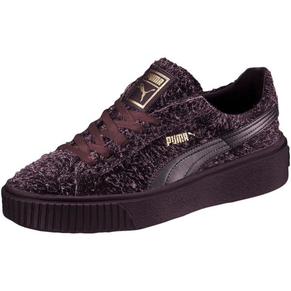 Puma Suede Platform Elemental Women s Sneakers ( 100) ❤ liked on Polyvore  featuring shoes 9e45549d0