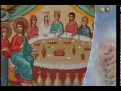 Santo Rosario - Misterios Luminosos (Jueves) - YouTube