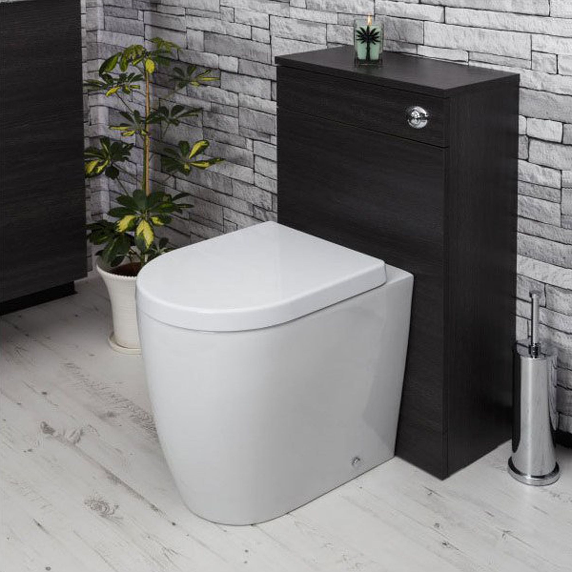 The Vasari Concealed Cistern Unit Toilet Is Your Opportunity To