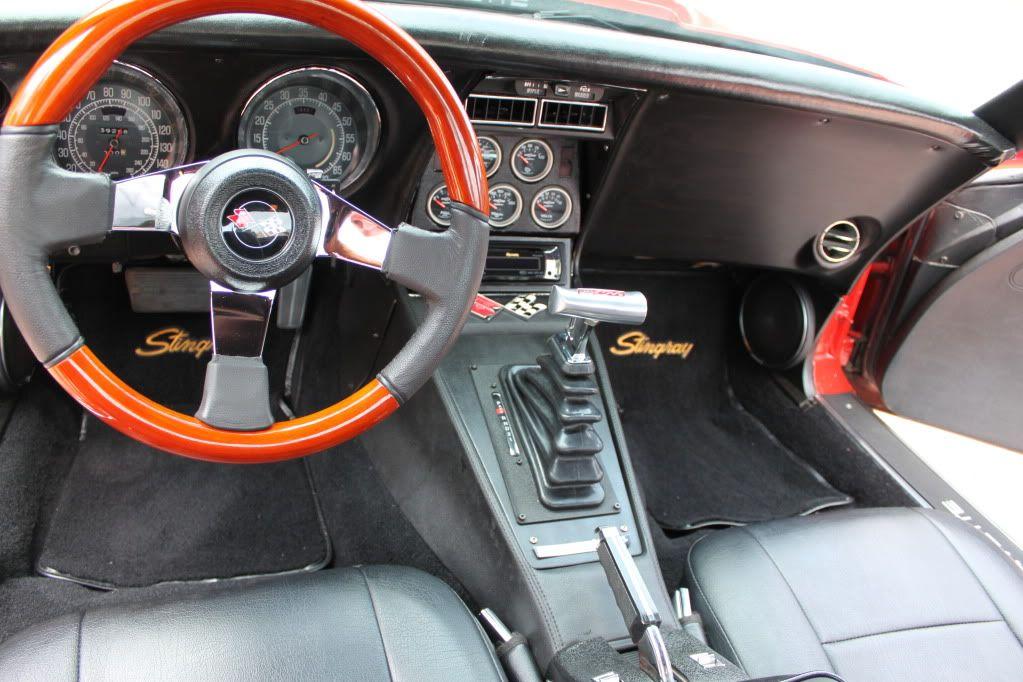 Aftermarket Automatic Shifter Corvette Forum Custom Car Interior Corvette Big Boy Toys