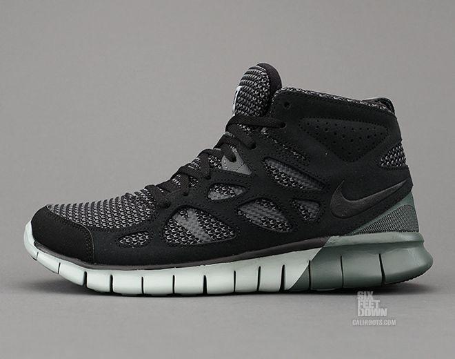 cc0d1c563b854 Nike Free Run 2 Sneakerboot (616744 005) - Caliroots.com