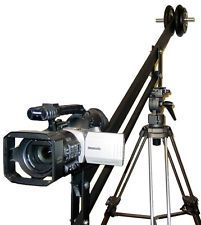 Compact Movie Camera Jib Crane for Video Film Great for DSLR 7D 5D 60D
