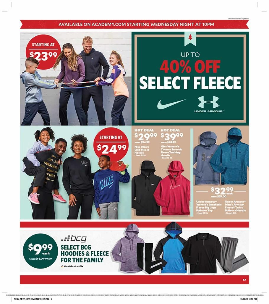 Academy Sports Black Friday 2018 Ads And Deals With Images Black Friday Ads Black Friday News Black Friday