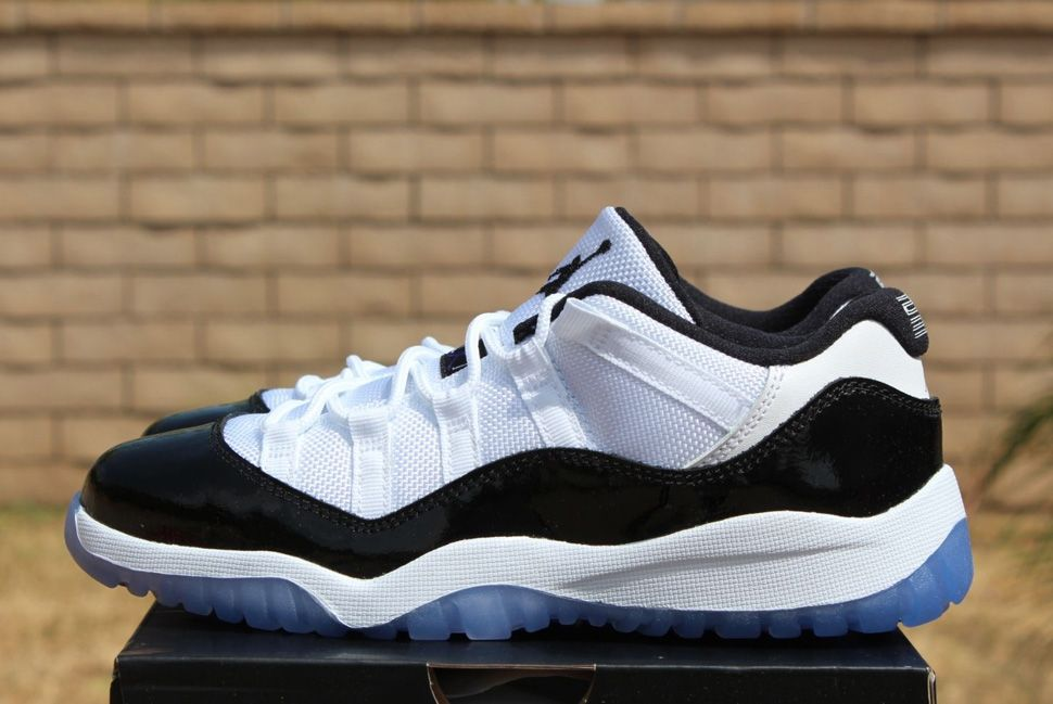 sports shoes 0c282 3ecca 5721 Air Jordan 11 Retro Low Concord (Kids) Detailed Pics