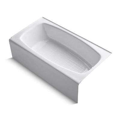 Kohler Dynametric Alcove 60 X 32 Soaking Bathtub Soaking Bathtubs Bathtub Tub