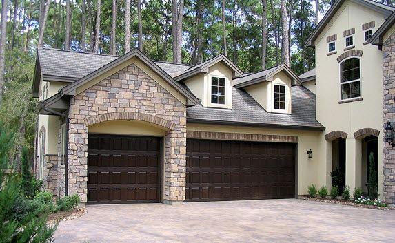 Wayne Dalton Garage Door Model 9800 Elegant And Simple This