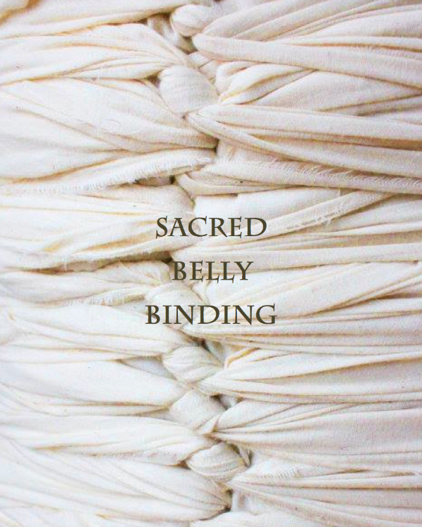 Mom On A Mission: Postpartum Sacred Sealing And Belly