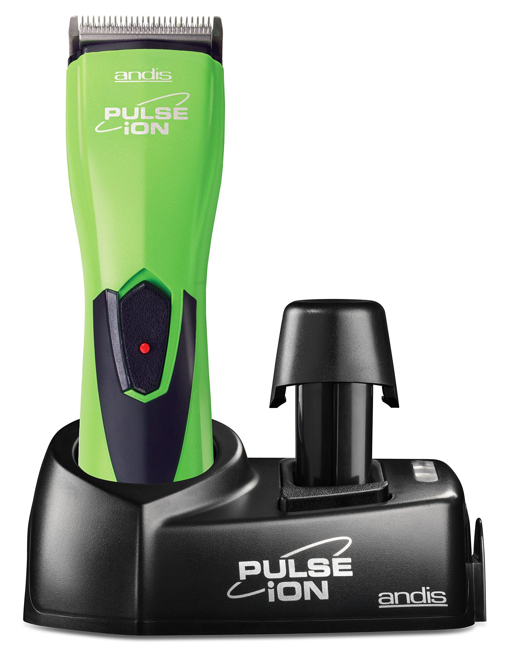 Andis Cordless Pulse Ion Adjustable Blade Clipper Professional