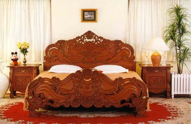 Furniture Design For Bedroom In India Adorable Sleeping Beds Classify Indian Wooden Furniture & Handicraft650 X Inspiration