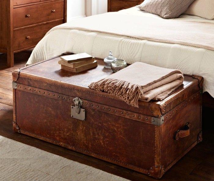 Bedroom Storage Ideas Housebeautiful интерьер сундук интерьеры спальни