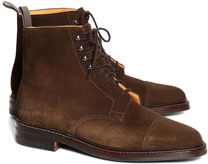af6e61d2ed2 Brooks Brothers Peal   Co.® Derby Boots