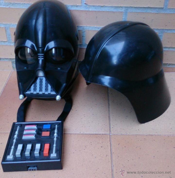 Casco máscara Darth Vader Star Wars Hasbro | COLECCION STAR WARS ...