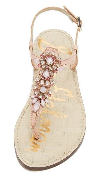 a0ab3c24f99f87 Gorgeous jeweled sandals