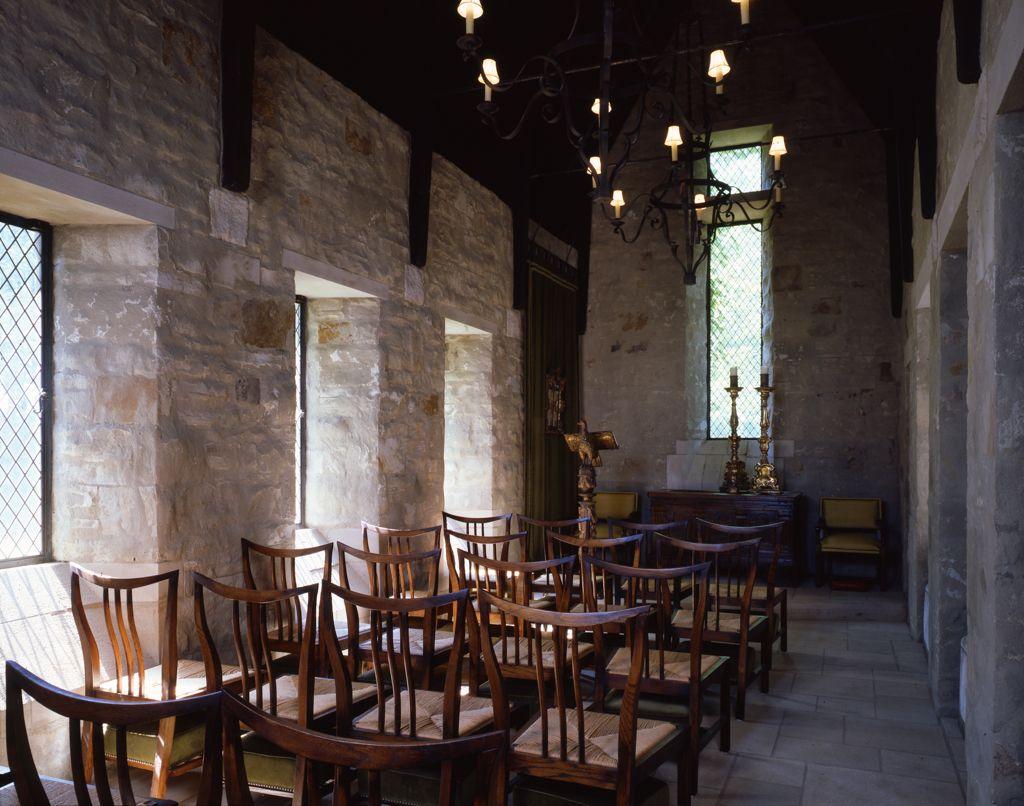 McAlpine Tankersley Architecture Blount Chapel - McAlpine Tankersley Architecture