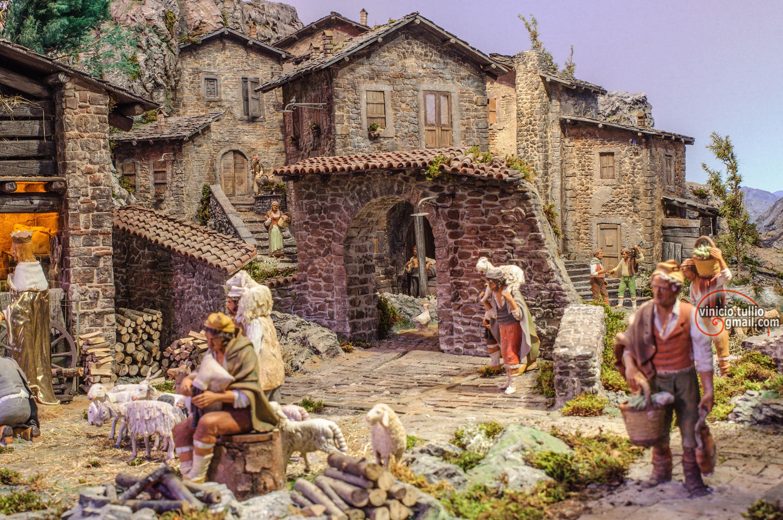 Monte Porzio Catone Cosa Vedere presepi e diorami | il sito del gruppo amici del presepe di