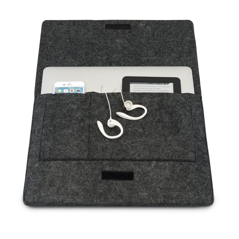 f0cd814855181 KANVASA Filz Sleeve 14 Zoll Laptop   15 Zoll  Amazon.de  Elektronik ...