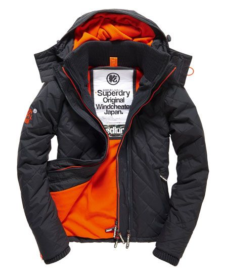 Top rated Superdry Clothing Womens Superdry Box Polar