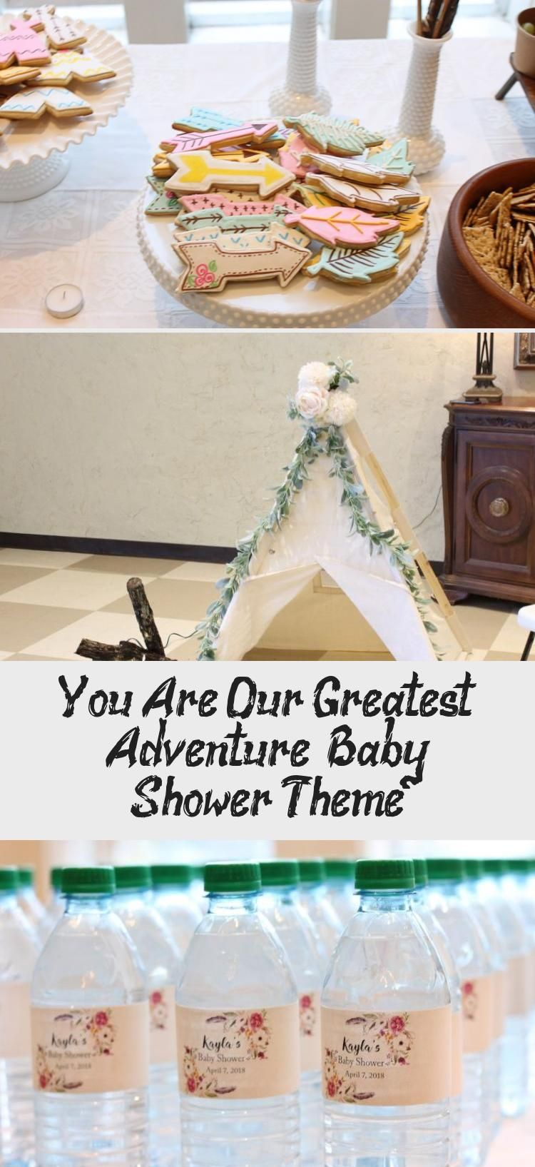 You Are Our Greatest Adventure – Baby Shower Theme
