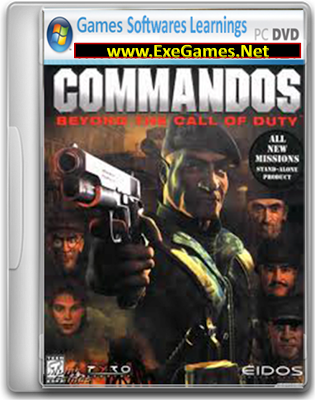 Commandos 2 Beyond The Call of Duty Free Download PC Game