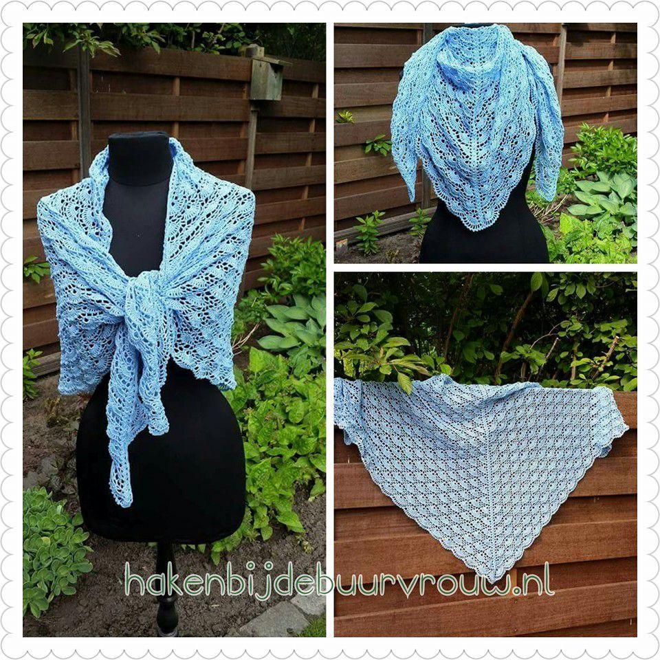 Sjaals / Inspiratie Foto's | Hakenbijdebuurvrouw.nl