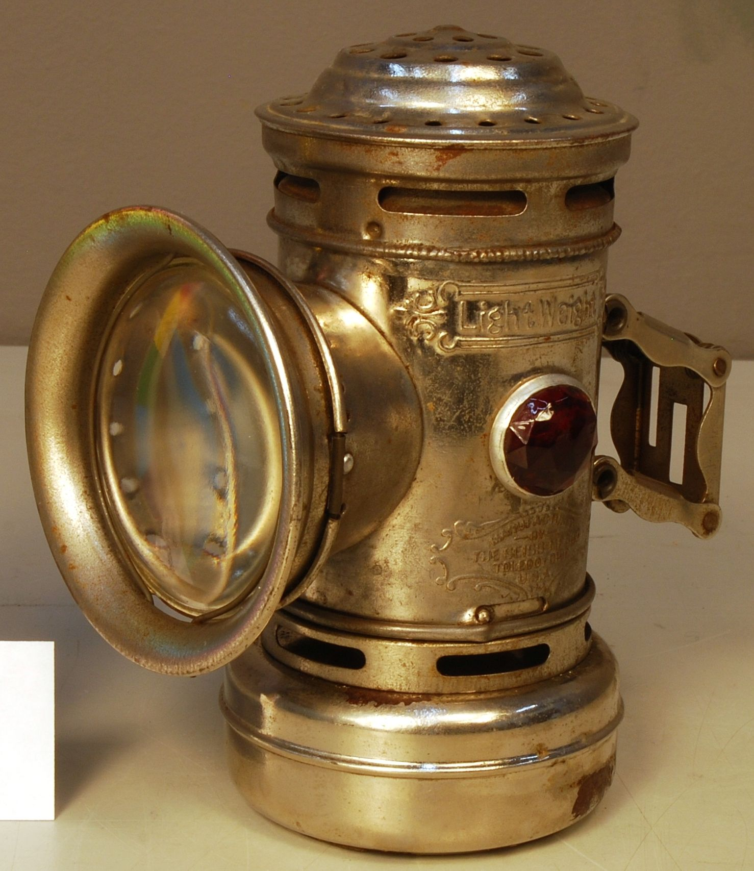 1903 Light Weight Seiss Mfg Co Bicycle Oil Lamp Antique Bicycles Vintage Bicycles Vintage Bikes