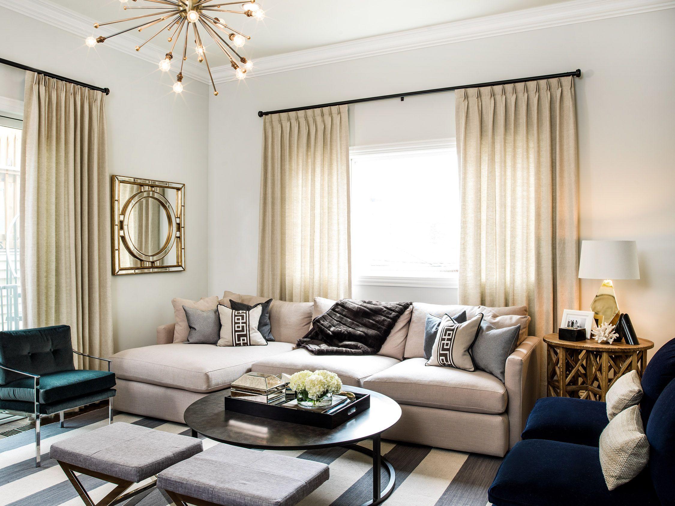 Brynn Olson Design Group - Bucktown Residence Family Room ...