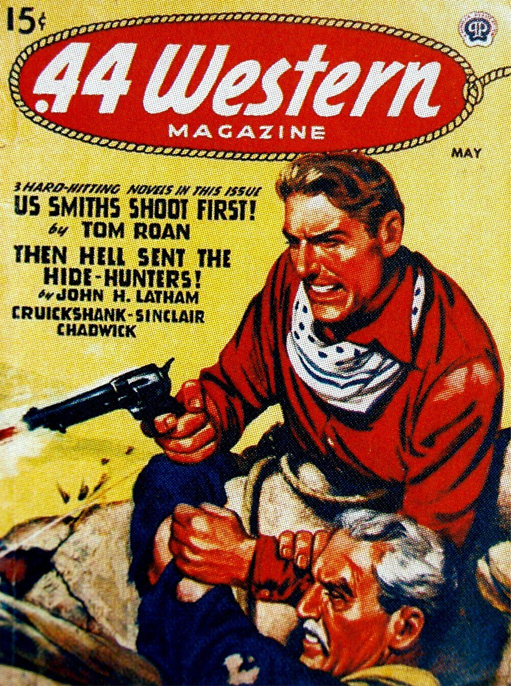 44 Western Magazine By Peterpulpviantart On