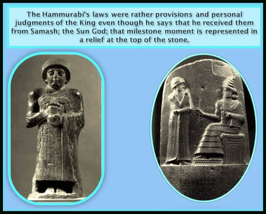 Samash Giving To Hammurabi The Code Of Laws Ancient Babylon Art History History