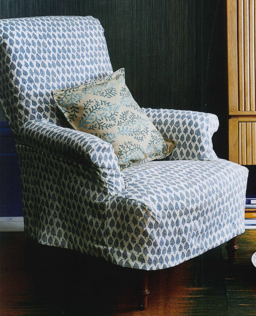 Kusum Slipcovers for chairs, Furniture slipcovers, Funky