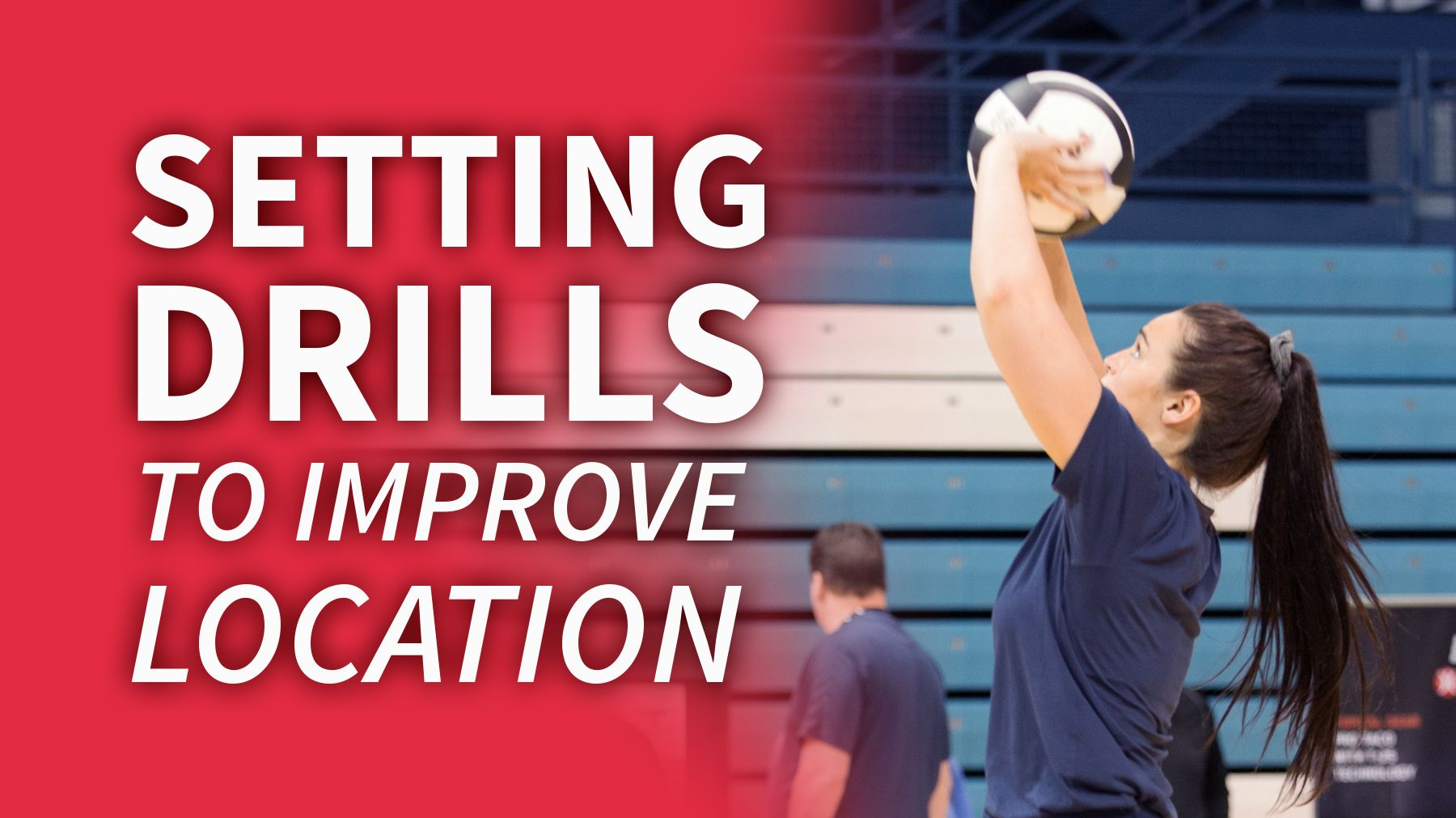 Setting Drills Game Like Touches To Improve Location Coaching Volleyball Setting Drills Volleyball Workouts