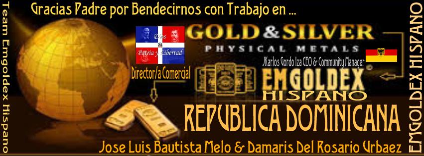 Emgoldex R.Dominicana.