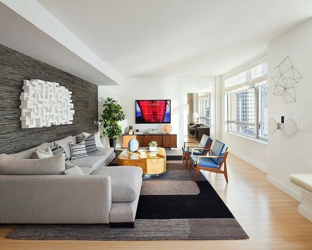 Best Deco Interieur Salon Galerie - Photos et idées décoration ...