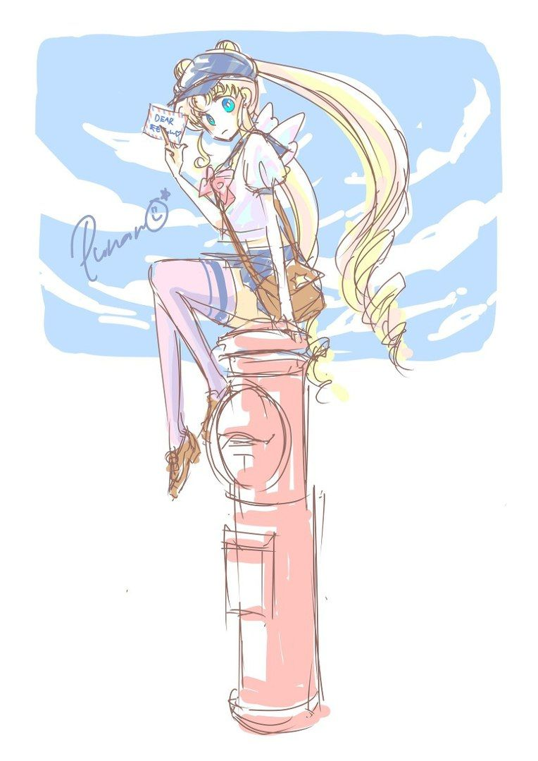 Pin By Black Rock On Sailor Moon Rysunki Kolorowanka