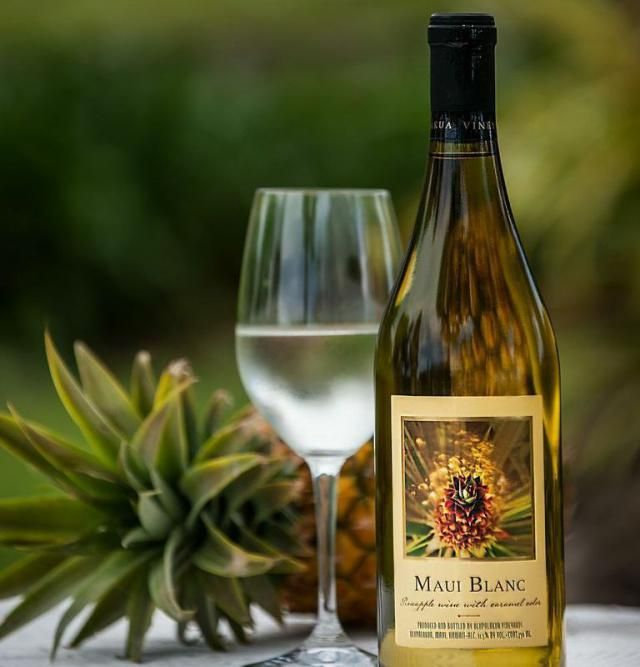 30 Things You Should Do When You Visit Maui, Hawaii: Sip Some Wine at Maui's Winery