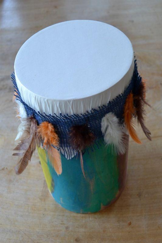 Hervorragend Musikinstrumente aus Naturmaterialien - Bezirksverband für FF32