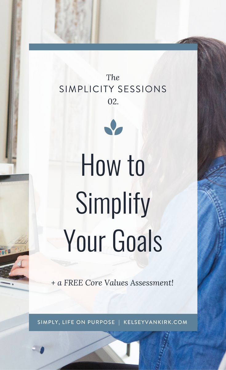 Goal Setting And Achieving Your Goals Doesnu0027t Have To Be Complicated!  Check Out