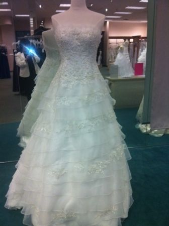 Oleg Cassini Cwg461, 38% off | Recycled Bride | My Style | Pinterest ...