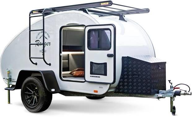 Ny Camper Type Rammer Danmark Med Billeder Campister Campingvogne Rejser