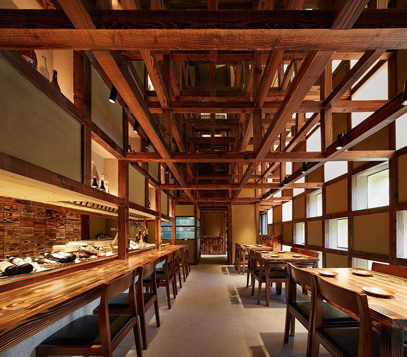 japanese restaurant decor.htm yoshimasa tsutsumi s restaurants in chengdu draw from traditional  restaurants in chengdu draw