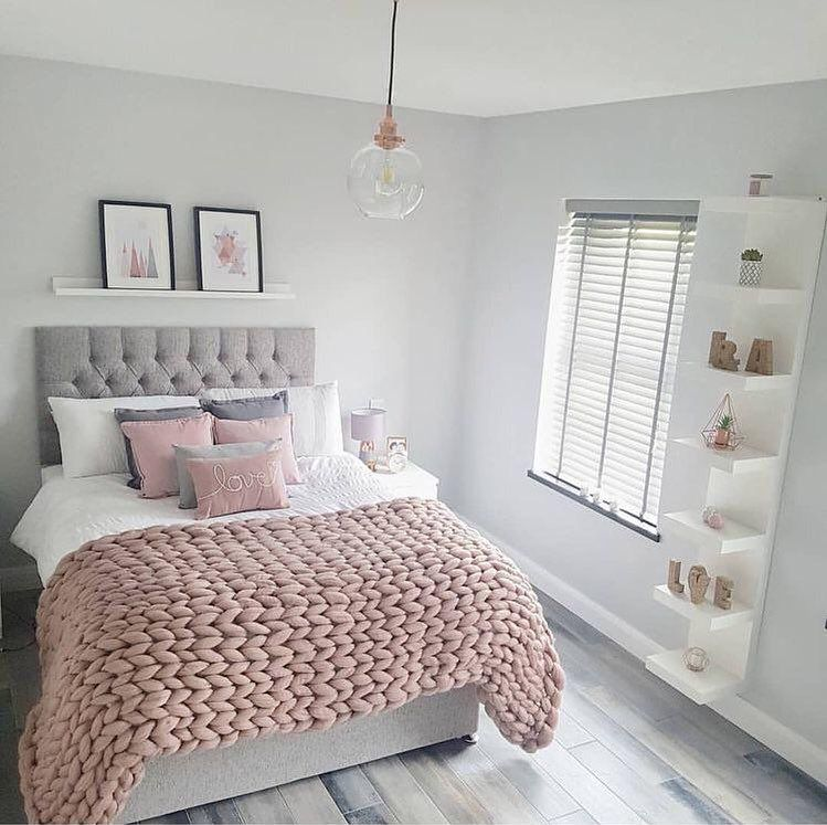 pin on virginia s room on grey and light pink bedroom decorating ideas id=35539