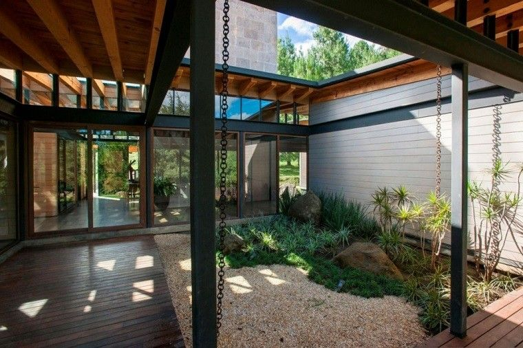 Jardines zen 25 ideas de paisajismo de estilo oriental for Paisajismo patios