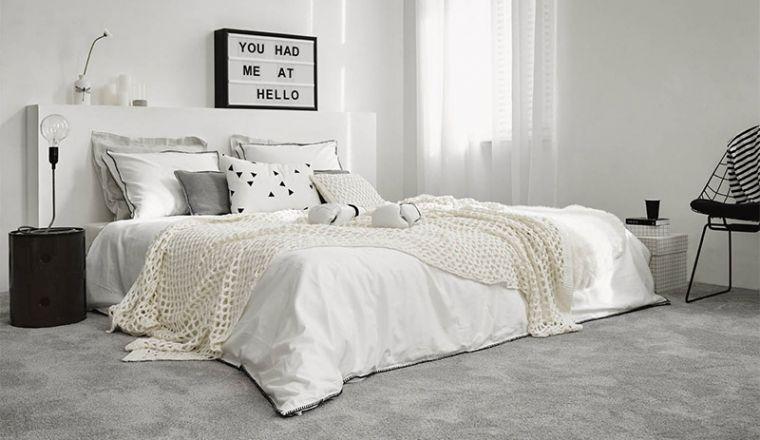 Hedendaags Waarom een tapijtje in de slaapkamer juist een must is (met IJ-95