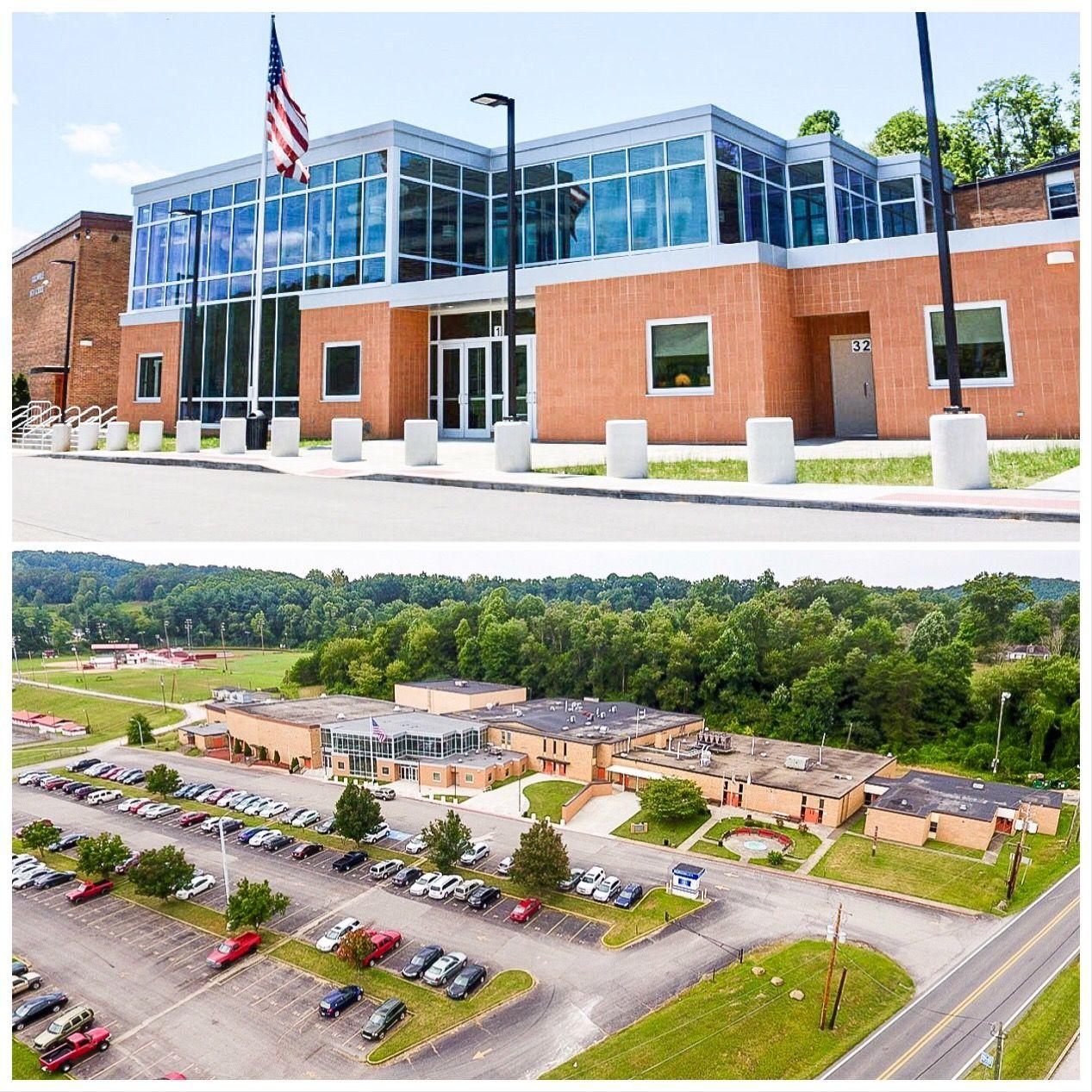 Sissonville High School Along Sissonville Dr Charleston Wv Kanawha County Kanawha West Virginia