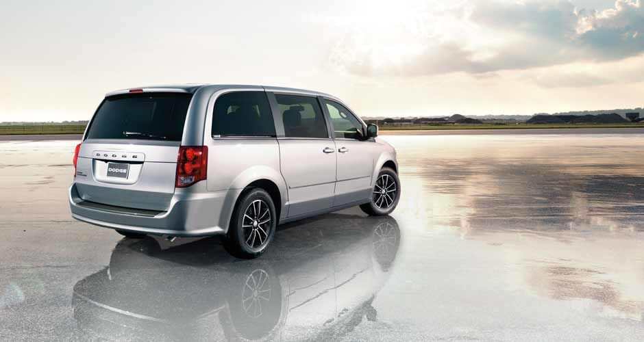 2014 Dodge Grand Caravan Sxt With Available Blacktop Package In