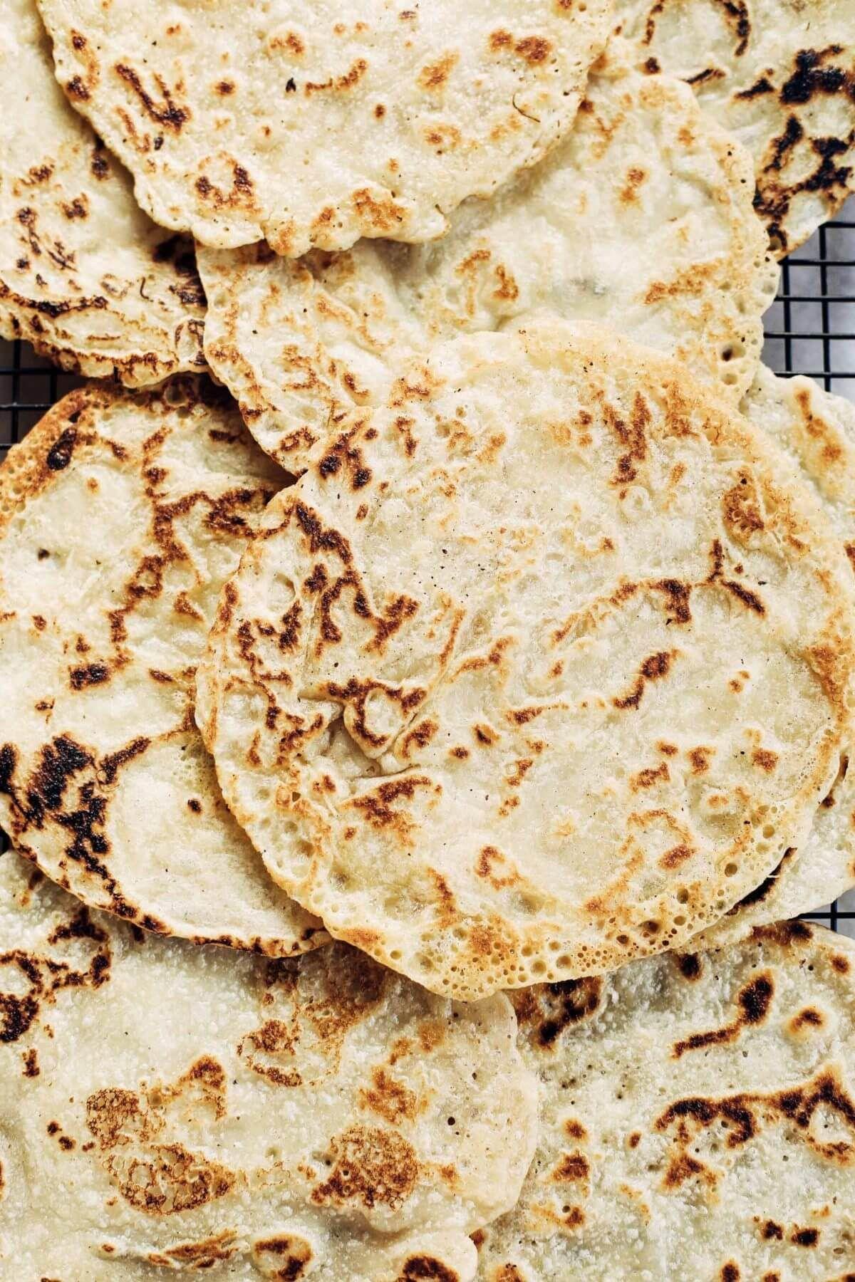 Blender almond flour paleo tortillas recipe paleo