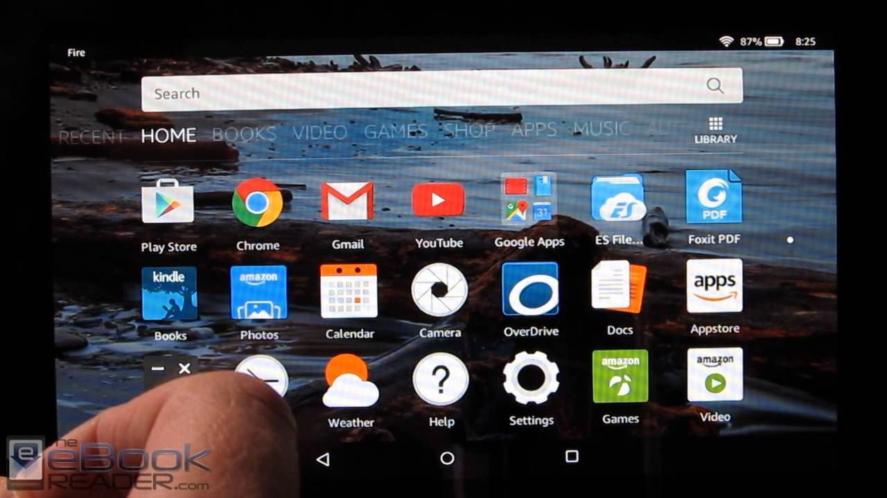 Install Google Play Store on Fire Tablets, Super Easy
