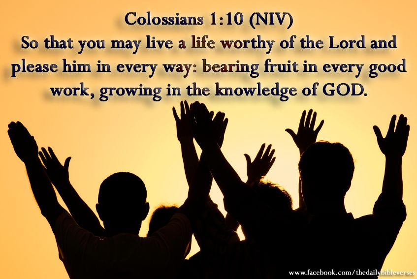 Image result for colossians 1:10